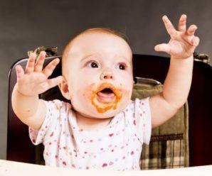 Четырнадцатая неделя прикорма – Тушеный лук и петрушка