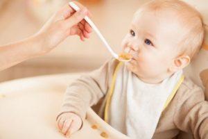 детский прикорм