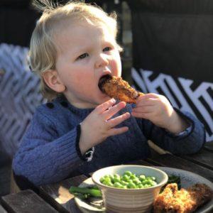 курица в прикорме