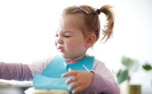 разборчивость в еде