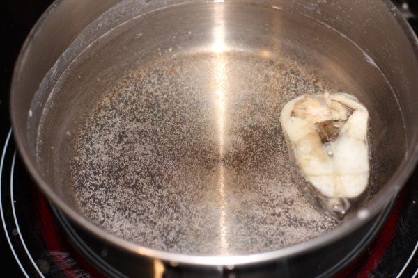 Рагу из рыбы