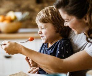 Предпочтения детей в еде