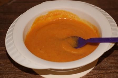 Овощной суп-пюре
