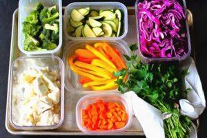 как приготовить овощи для детей