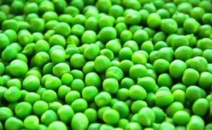 зеленый горошек для детей