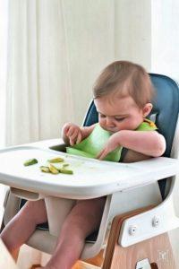 как приучить ребенка сидеть за столом