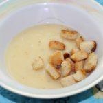 суп-пюре из кольраби