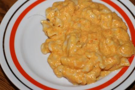 Сырный соус с тыквой (рецепт Аннабель Кармель)