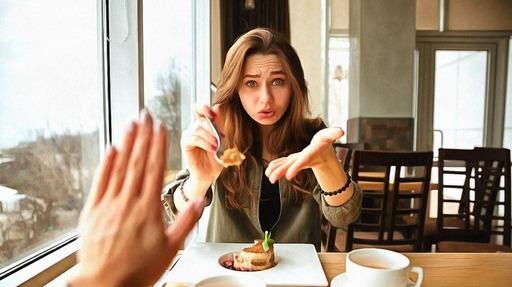 Тест на привередливость к питанию