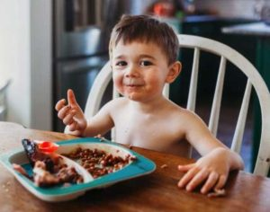 лучшие продукты для зрения детей
