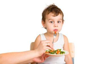 продукты для зрения детей