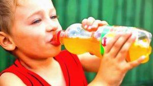 вредные продукты в детском питании