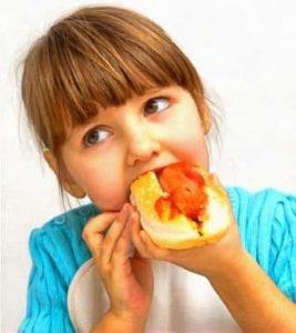 вредные продукты в питании