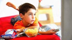 вредные продукты детям