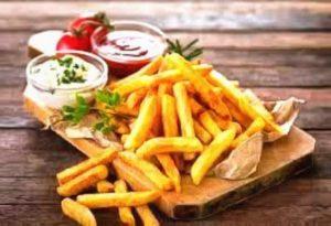 картофель фри в детском питании
