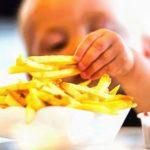 картофель фри в питании