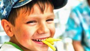 фри в детском питании